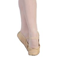 coppelia ballet dansschoenen met hele zool