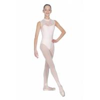 Ballet Rosa Anita Balletpak met Hoge Halslijn en Open Rug voor Kinderen