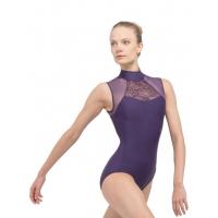 Ballet Rosa Anita Balletpak voor Dames met Kant en Polo Neck