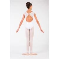 Ballet Rosa Dauphine Balletpak Wit Achterkant
