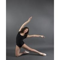 Ballet Rosa Dauphine Balletpak Zwart Voorbeeld