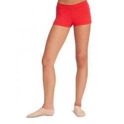 Capezio Laag uitgesneden Shorts