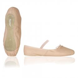 Papillon PK1000 Balletschoenen met Doorlopende Zool Meisjes en Jongens