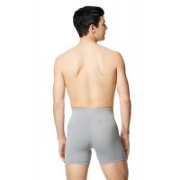 Lulli Heren Shorts Raimond grijs