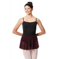 Lulli Dames Balletrokje Hania burgundy