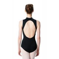 Lulli Anna LUB253 Zwart balletpakje dames open rug
