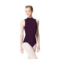 Lulli LUB253 Anna aubergine balletpakje voor dames