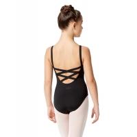 Lulli Veronica LUB224C meisjes Balletpak met gekruiste bandjes