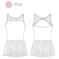 Lulli LUF477C Balletpak Rosalie voor meisjes patroon