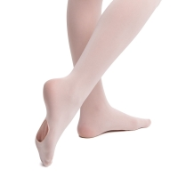 "Rumpf Convertible Balletpanty ""Lilly"" 101 roze"