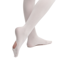 """Rumpf Convertible Balletpanty """"Lilly"""" 101 wit"""