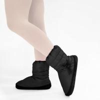 Russian Pointe gewatteerde WarmUp ballet Booties voor balletles