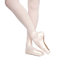 Russian Pointe Balletschoenen Rubin u-cut