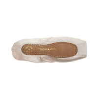 Russian Pointe Balletschoenen Rubin v-cut
