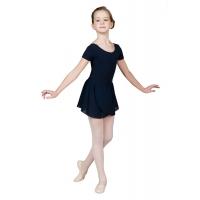 Sansha Serenity Y0752 Balletrokje voor Meisjes Zwart