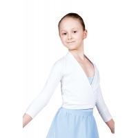 Sansha Suzy G03R Balletvest voor Kinderen met Lange Mouw