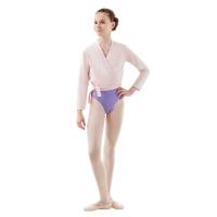 Sansha G222C CANDY STUDIO Roze balletvestje meisjes