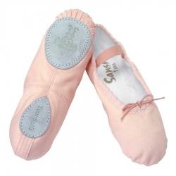 Sansha Tutu Split 5C Canvas Balletschoenen met Splitzool