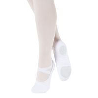 So Danca witte Balletschoenen SD16