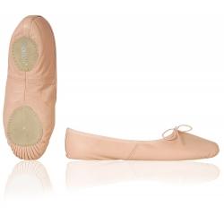 Papillon Lederen Balletschoenen met Splitzool PA1002
