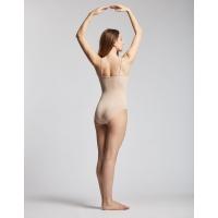 temps danse maki balletpakje met spaghettibandjes nude